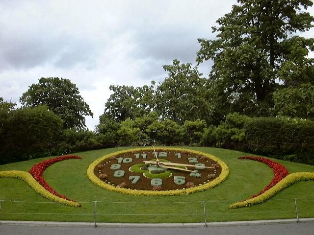 Jardin Anglais Geneva